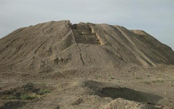 تپه های پیش از تاریخ ایلام زیر آب رفت