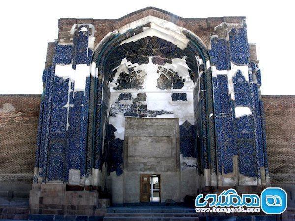 مسجد کبود تبریز، مسجدی به رنگ آسمان