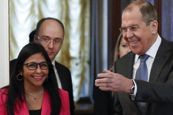 روسیه حمایت قاطع خود را از دولت ونزوئلا خاطرنشان کرد