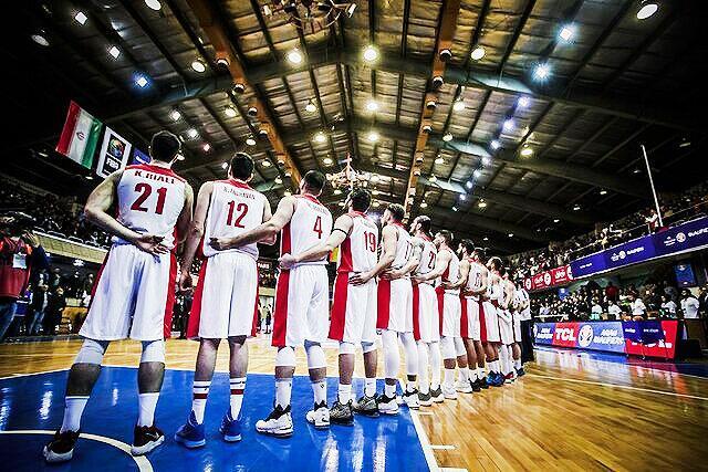 فرصتی طلایی برای تاریخ ساز شدن بسکتبال ایران ، حریف اول؛ پرتوریکو