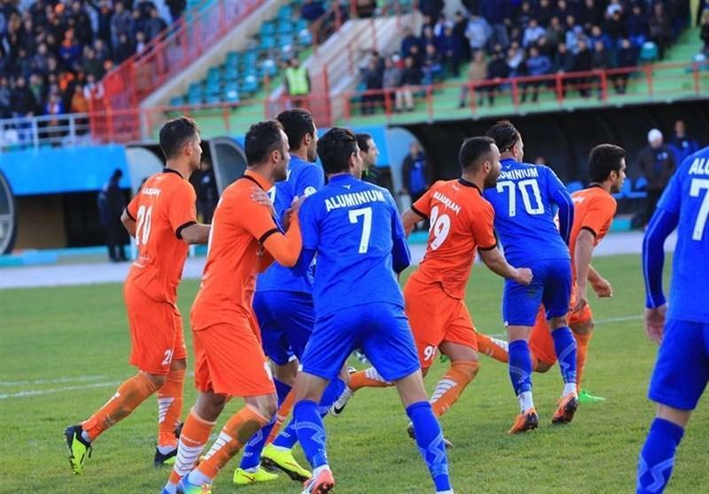لیگ دسته اول فوتبال، صعود بادرانی ها به صدر در روز تساوی بالانشین ها، پیروزی پُر گل سرخپوشان و مس رفسنجان