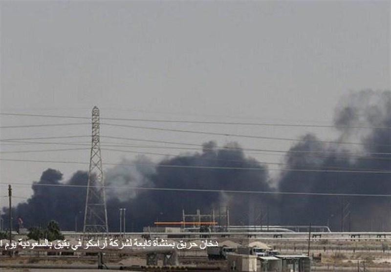 اختلال در فراوری نفت عربستان؛ واکنش آمریکا به عملیات پهپادی یمنی ها