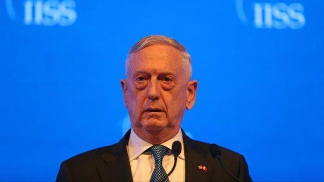 ماتیس: مساله اصلی در مذاکرات با طالبان اعتماد است