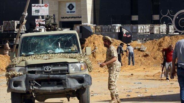 شرط خلیفه حفتر برای خروج نظامیانش از طرابلس