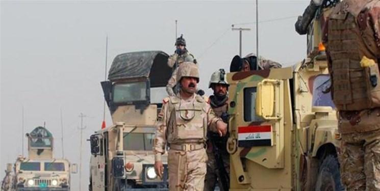 ارسال تجهیزات نظامی به جنوب عراق برای تأمین امنیت مراسم اربعین