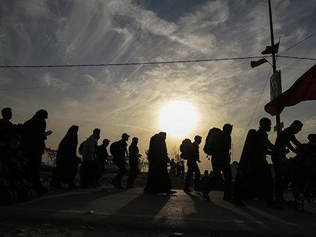 حضور 63 هزار یزدی در پیاده روی اربعین امسال