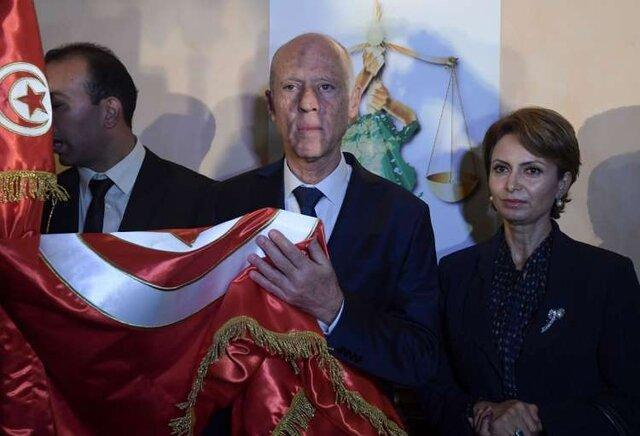 قیس سعید رسماً به عنوان رئیس جمهور جدید تونس انتخاب شد