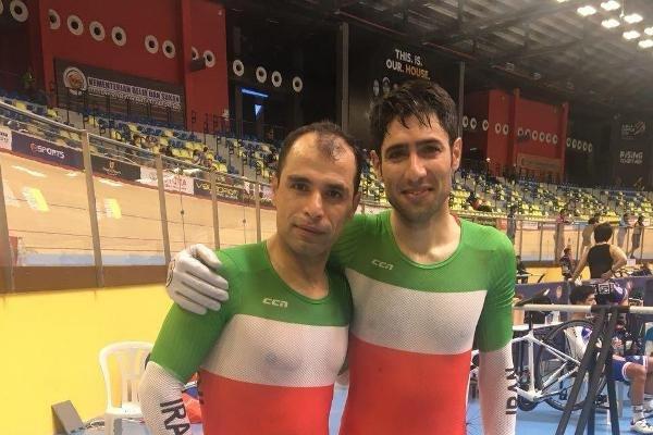 سومین مدال برای ایران، تیم مدیسون ایران نشان نقره گرفت