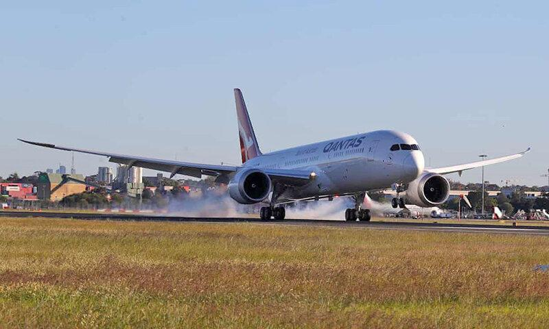 رکوردشکنی 16 هزار کیلومتری در آسمان ، 19 ساعت پرواز از نیویورک تا سیدنی