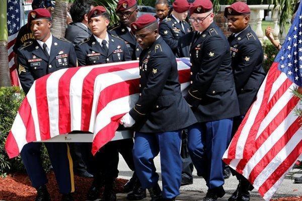3 نظامی آمریکایی در رزمایشی کشته شدند
