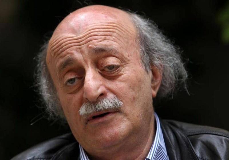 مخالفت ولید جنبلاط با طرح سعد حریری