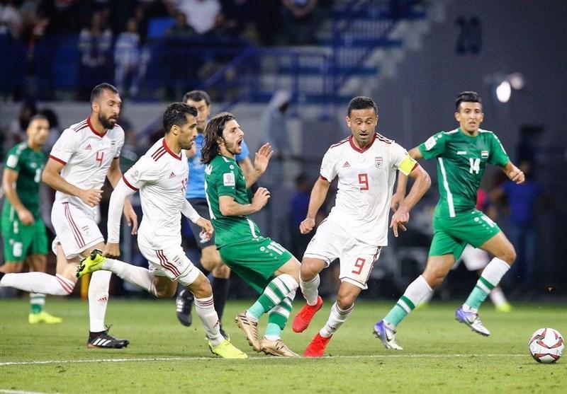 برگزاری بازی تیم های ملی فوتبال ایران و عراق در هاله ای از ابهام