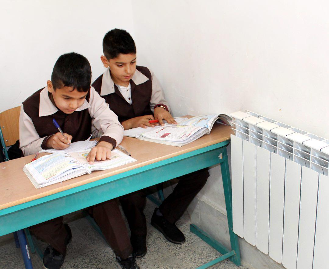تجهیز بیش از 900 کلاس درس به سیستم گرمایشی استاندارد در ایلام