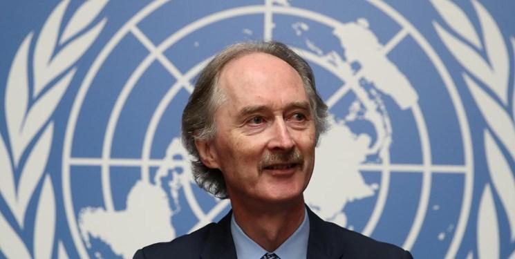 پدرسون: دور بعدی نشست کمیته قانون اساسی سوریه 25 نوامبر برگزار می گردد