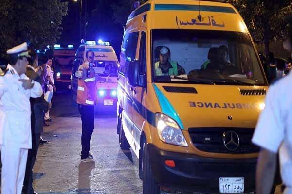 حمله افراد مسلح ناشناس به نیروهای امنیتی مصر، 3 نفر کشته شدند
