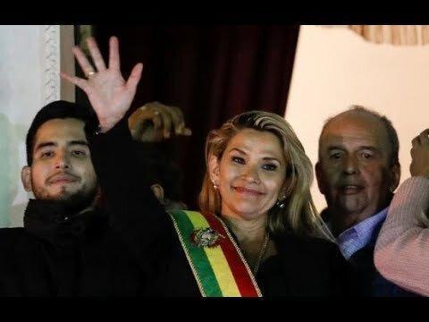 رئیس جمهوری موقت بولیوی به دنبال برگزاری انتخاباتی سریع