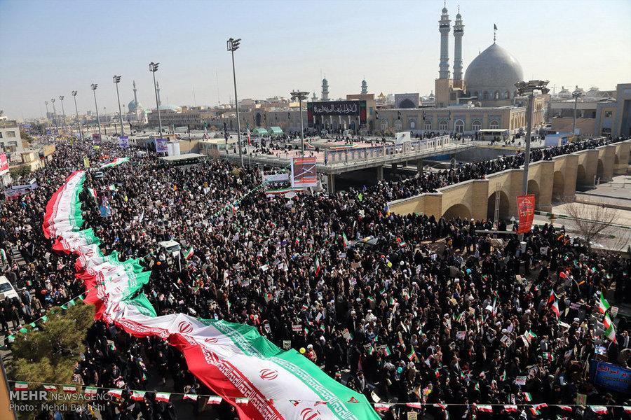 جزئیات برنامه و جهت راهپیمایی مردم تهران در چهارم آذر ماه