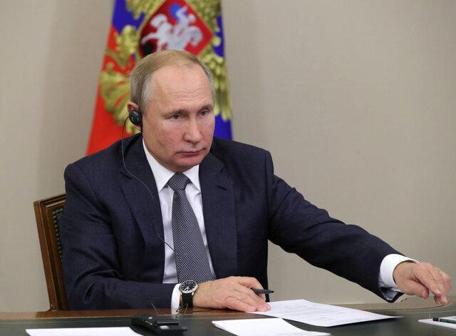 پوتین اطلاع داد: اعلام آمادگی روسیه برای همکاری با ناتو
