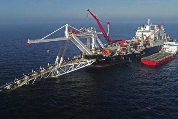 کنگره آمریکا پروژه خط لوله انتقال گاز روسیه به اروپا را تحریم کرد