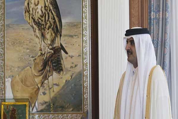 دوحه آماده حمایت امنیتی و مالی از دولت وفاق ملی لیبی است