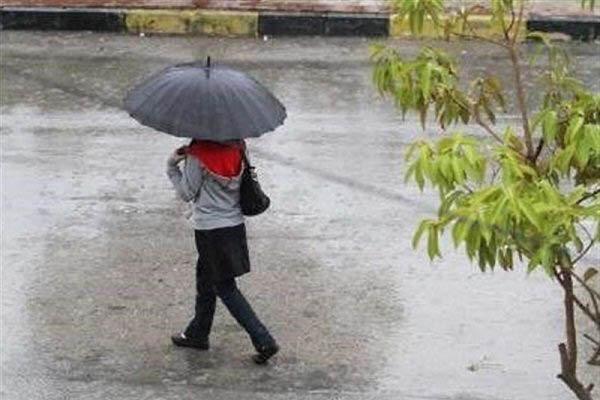 کاهش دما و تداوم بارش ها در یزد