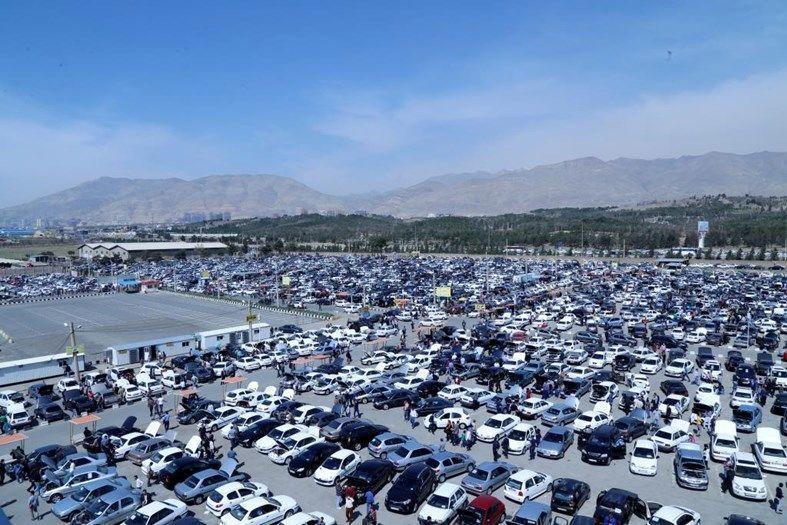 قیمت خودروهای داخلی و خارجی در آخرین روز هفته ، پراید 111، 54 میلیون شد