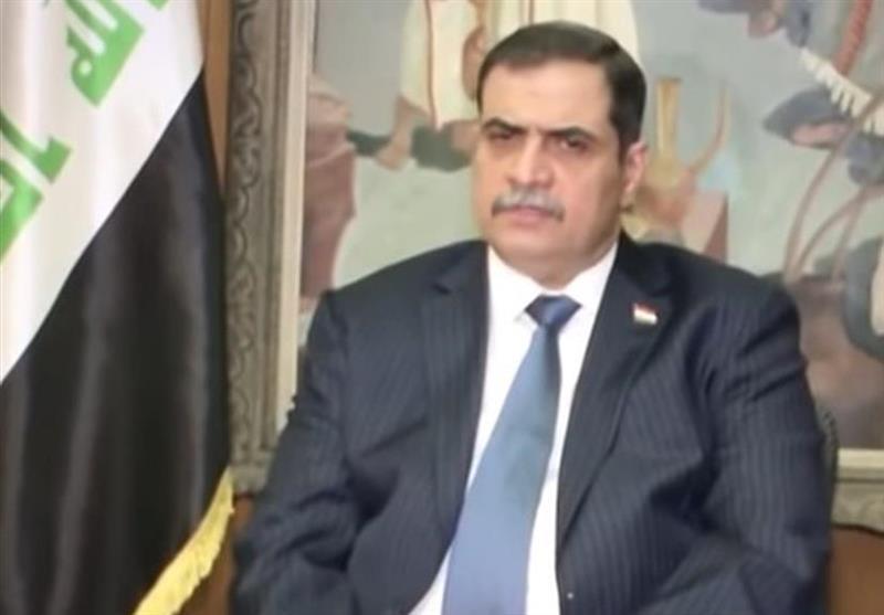سفر وزیر دفاع عراق به کویت