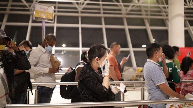 هیچ پرواز مستقیمی از چین وارد اصفهان نمی گردد