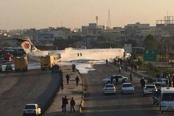 ترس در آسمان؛ از پرواز تهران به استانبول تا فرودگاه ماهشهر ، مرور حوادث ناوگان حمل و نقل هوایی کشور در روزهای اخیر
