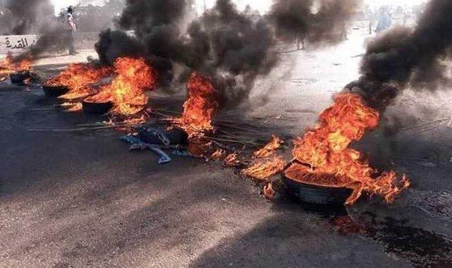 ادامه اعتراضات در لبنان علیه نخست وزیر، تعطیلی دانشگاه ها و مراکز آموزشی برای چهارمین روز متوالی
