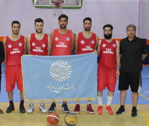 راهیابی بسکتبال سه نفره دانشجویان ایران به جمع 8 تیم برتر لیگ جهانی