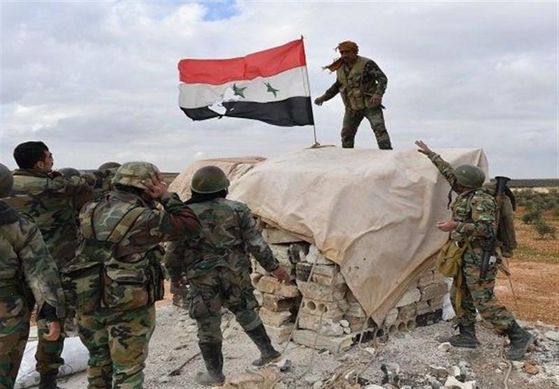 ارتش سوریه در فاصله 2 کیلومتری شهر استراتژیک سراقب