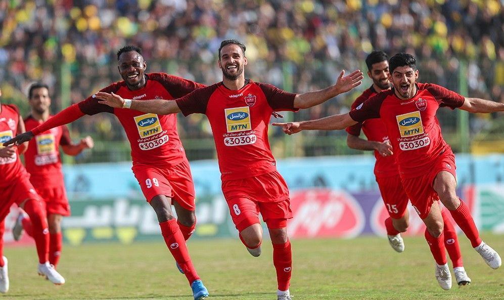 پرسپولیس در امارات میزبان تیم عربستانی
