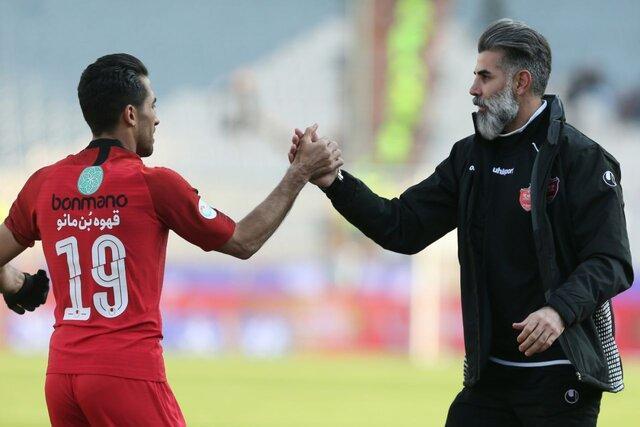 امیری: با برنامه به گل دوم رسیدیم، اسکوچیچ انتخاب خوبی برای تیم ملی بود