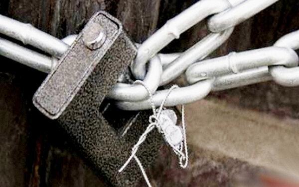 4 خانه مسافر غیرمجاز در گلستان پلمب شد
