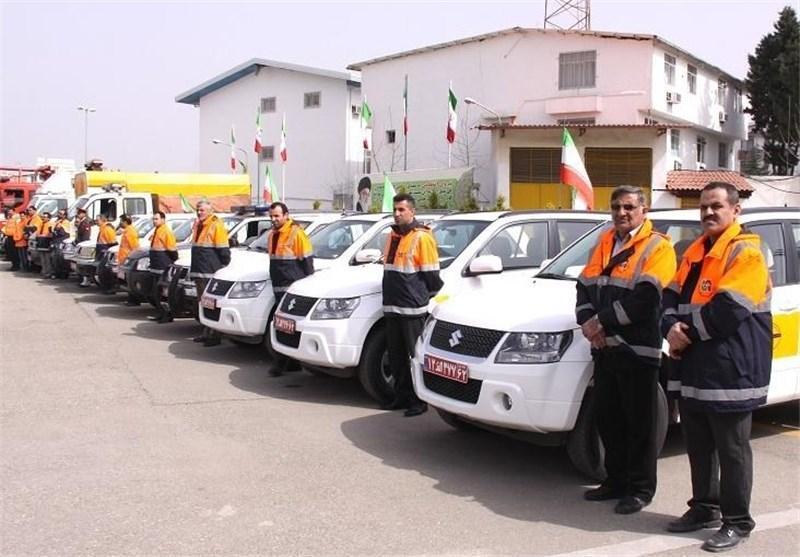 طرح راهداری تابستانه در 3000 کیلومتر از راه های گلستان اجرا می شود