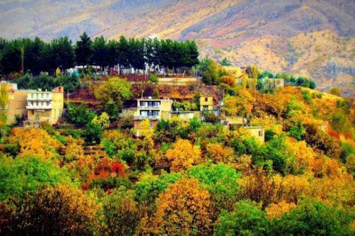گردشگری 2020 شتاب دهنده چرخ های اقتصاد کرمانشاه ، مهدآب و رنگ و دنگ میزبان گردشگری 2020