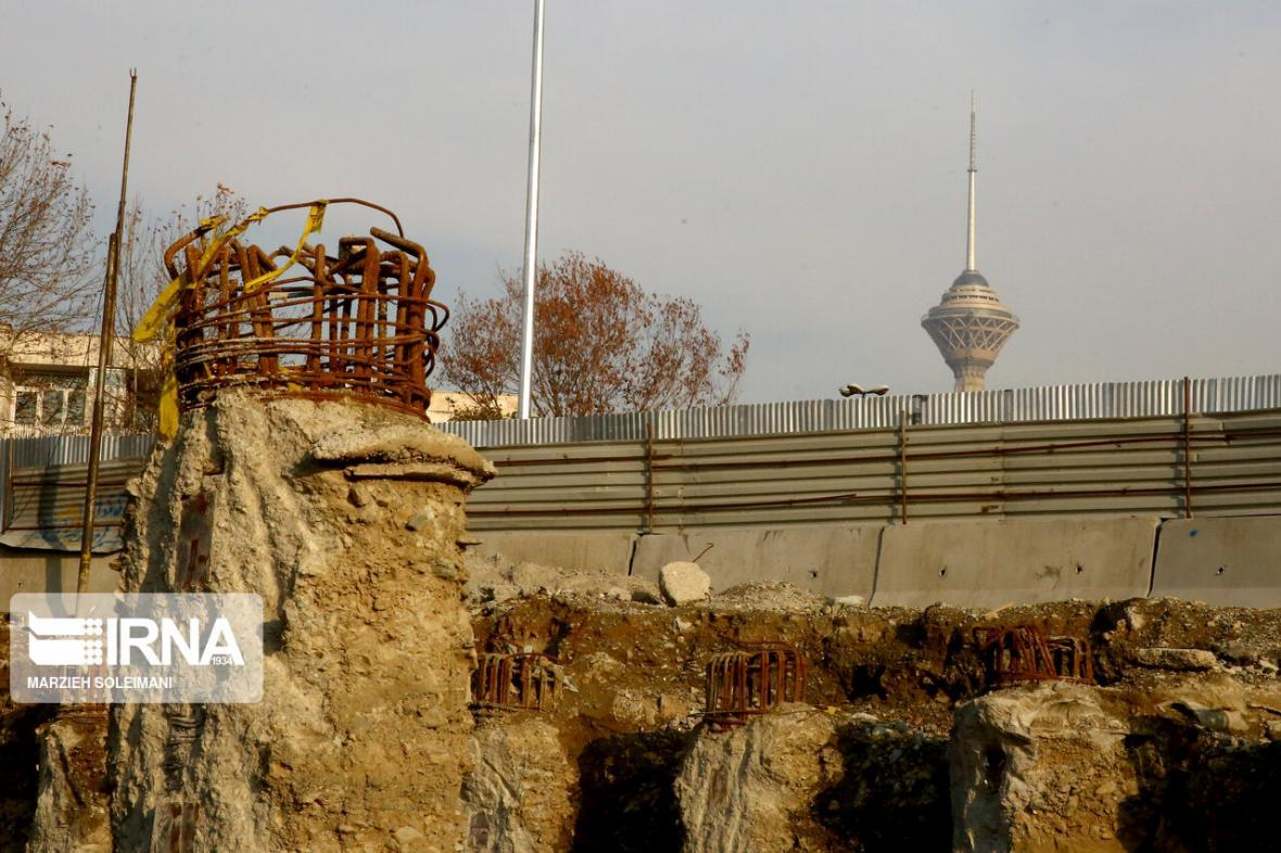 خبرنگاران افتتاح زیر گذر گیشا به چهارشنبه موکول شد