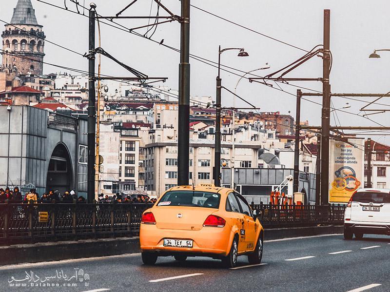 راه های رسیدن به هتل از فرودگاه استانبول