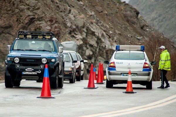 خبرنگاران تمامی جاده های ورودی مازندران بسته شد