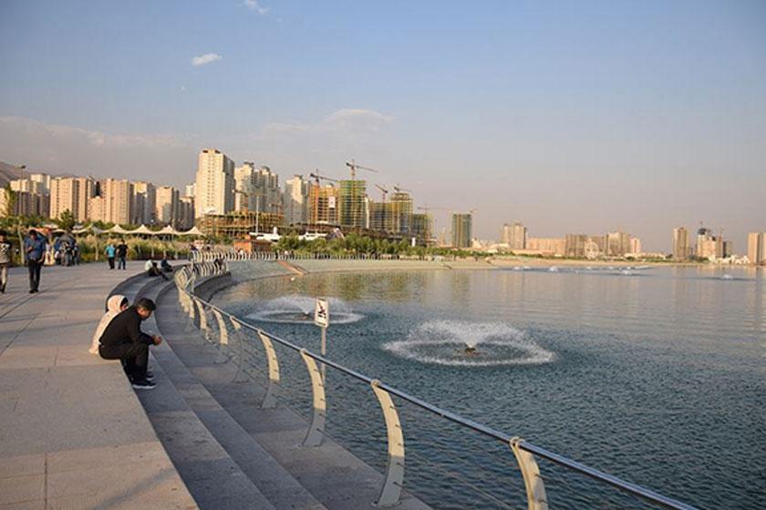 دریاچه چیتگر از امروز پذیرای شهروندان نخواهد بود