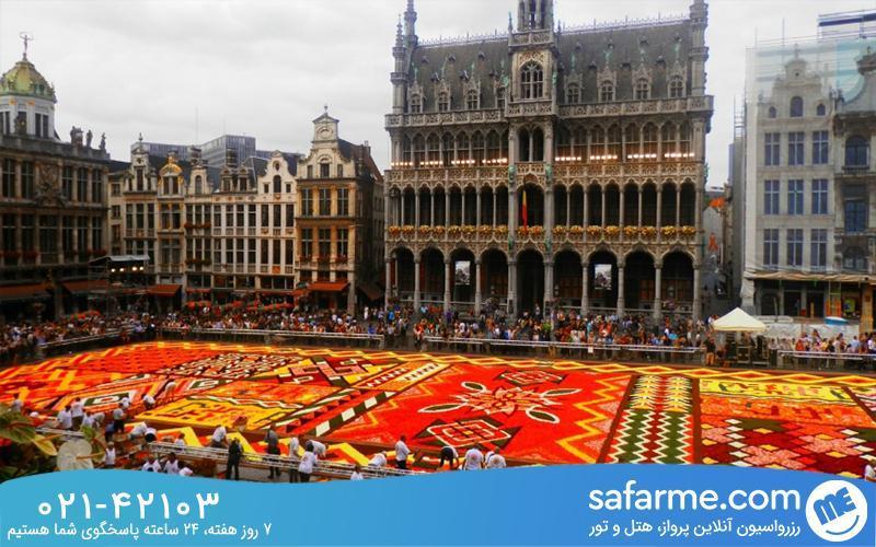 آشنایی با دیدنی های بروکسل، پایتخت زیبای بلژیک