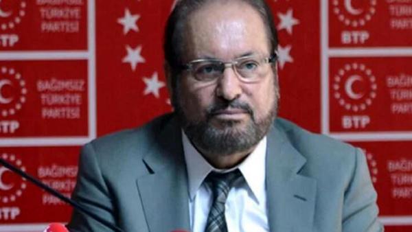 درگذشت رهبر حزب ترکیه مستقل در پی ابتلا به کرونا