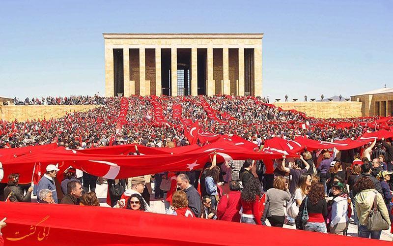 آشنایی با فستیوال های معروف کشور ترکیه