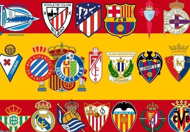 اعلام زمان احتمالی از سرگیری بازی های لالیگا از سوی اتحادیه بازیکنان اسپانیا