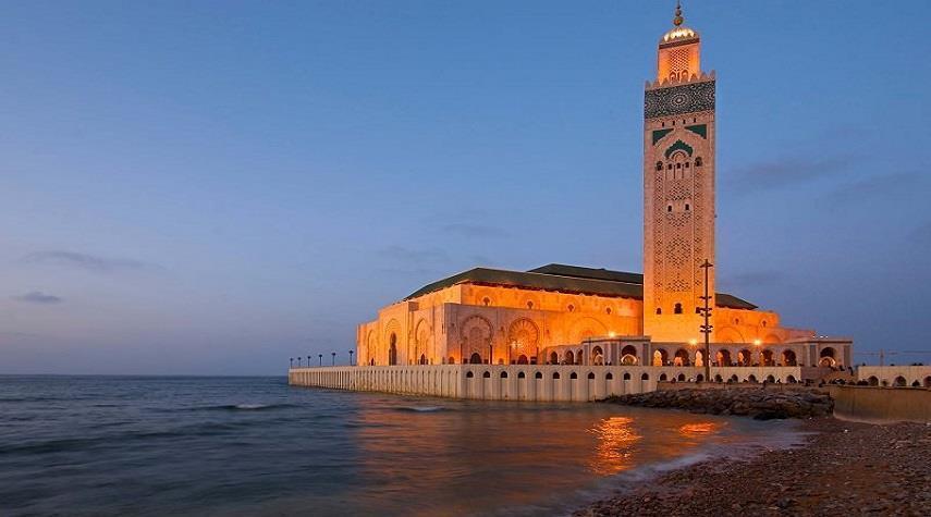 مسجد حسن الثانی، مسجدی با بلندترین مناره دنیا