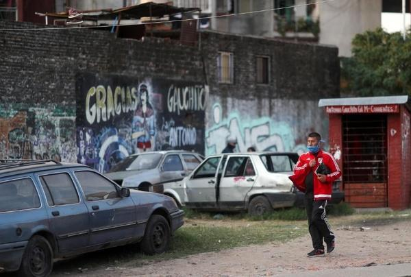تمدید قرنطینه سراسری در آرژانتین