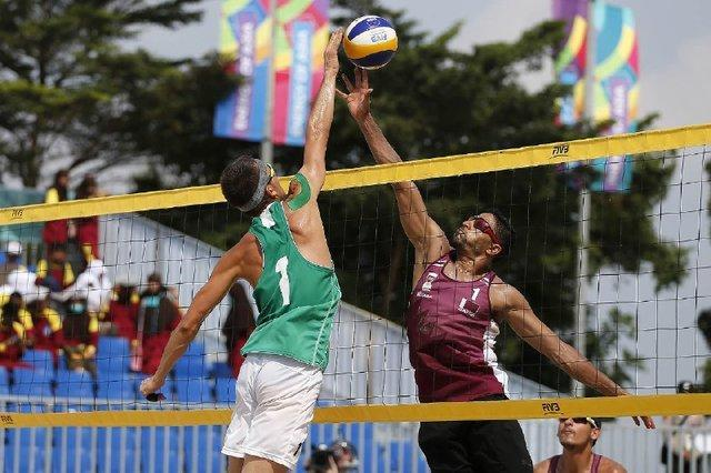 تعویق برگزاری والیبال ساحلی قهرمانی دنیا به سال 2022