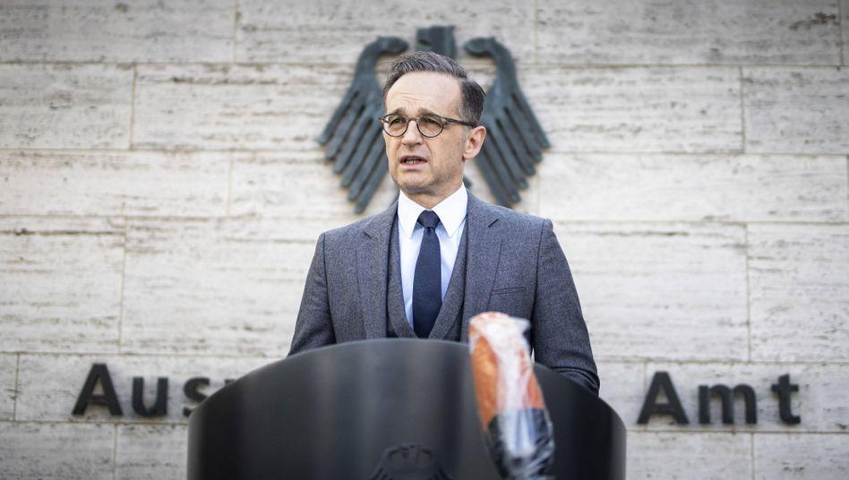 خبرنگاران ادعای تازه وزیر خارجه آلمان علیه روسیه، ایران و ونزوئلا