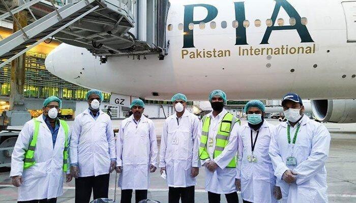 68 مسافر اماراتی، کرونا را به پاکستان بردند